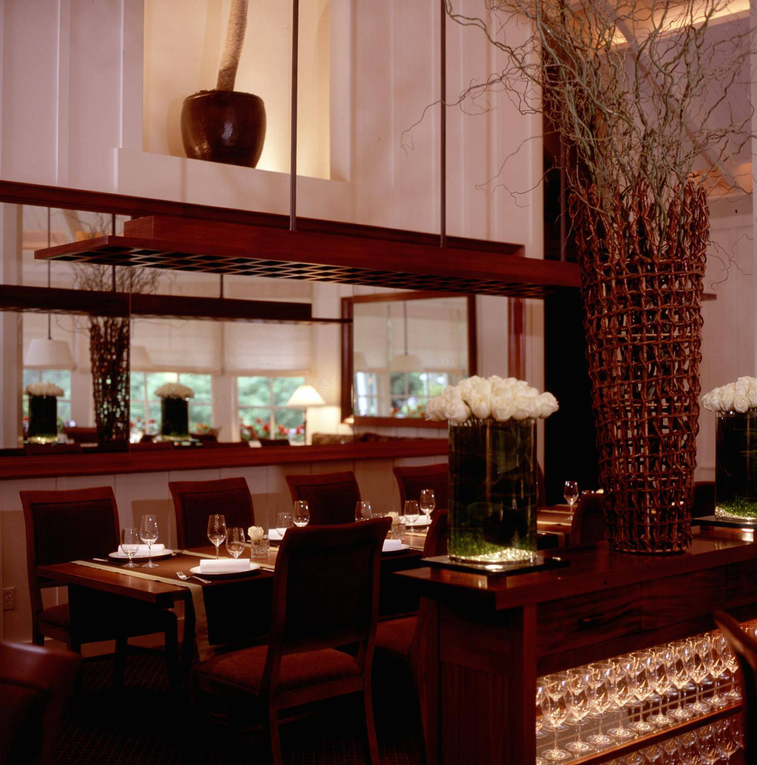 The Restaurant at Meadowood Dining Room