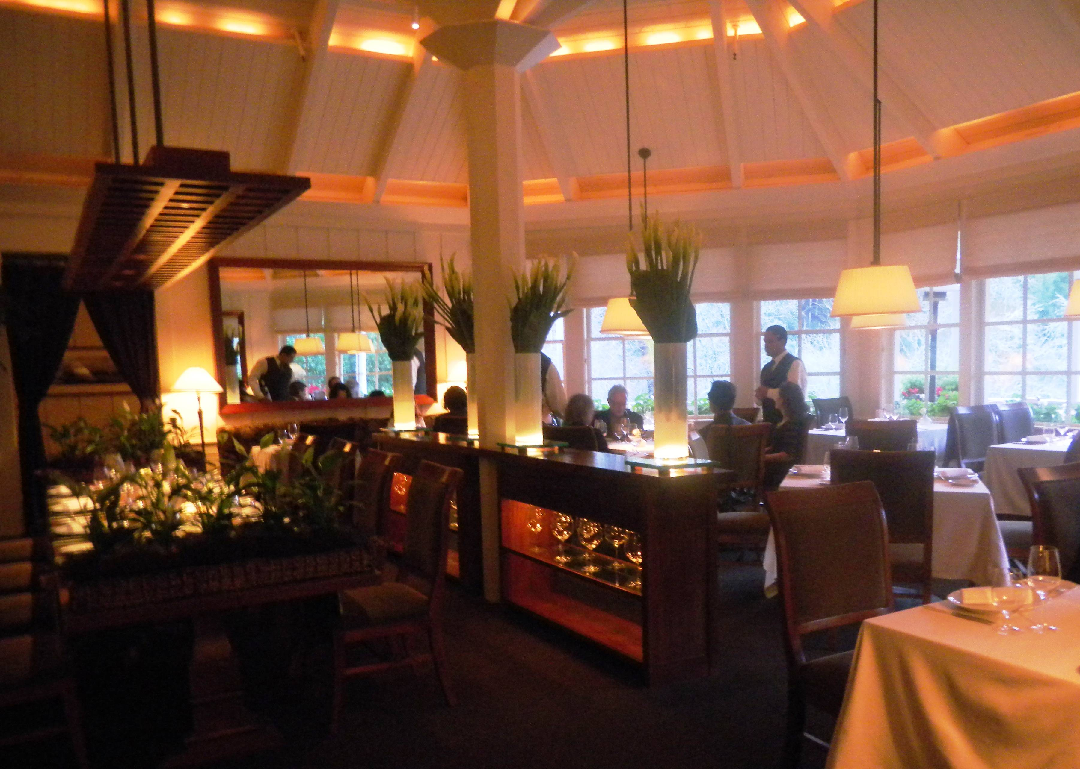 The Restaurant at Meadowood Napa Valley