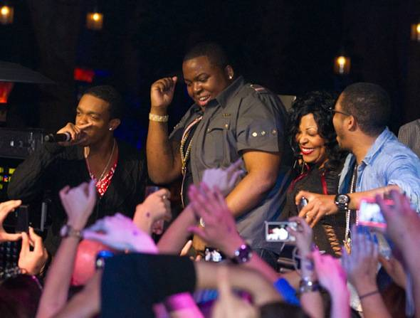 Tryst - DJ Hype King, Sean Kingston, Janice Turner, Andrew Chin