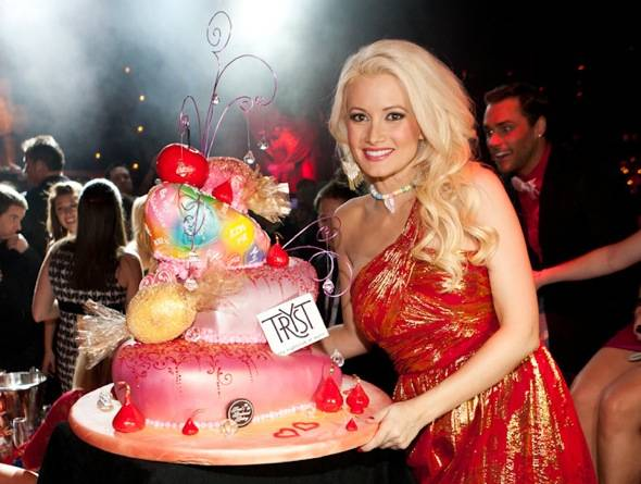 Tryst - Holly Madison - cake