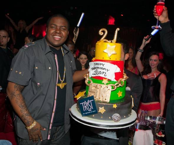 Tryst - Sean Kingston - cake 2