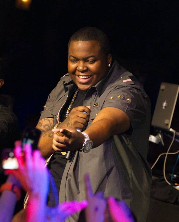 Tryst - Sean Kingston - performance