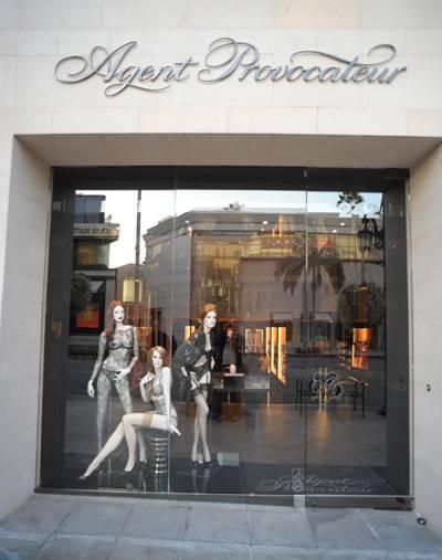 7fbd0fda395 Haute Event  Agent Provocateur Opens Luxury Flagship Boutique on ...