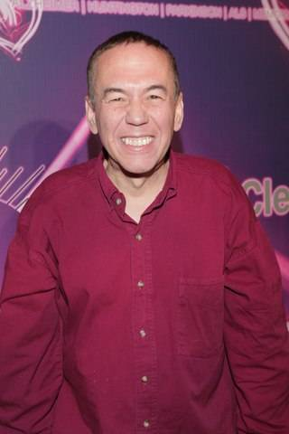comedian Gilbert Gottfried at Keep Memory Alive Power of Love Gala_2_26_11