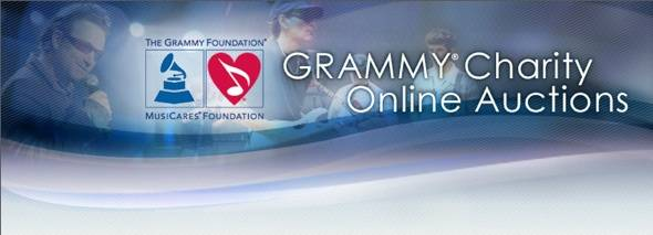 grammy-charity-auction