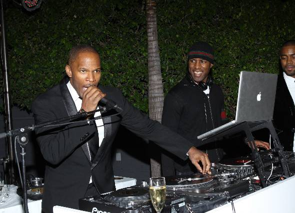 jamie-foxx-grammy-party