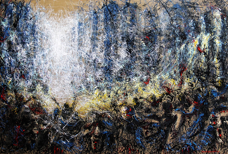 la tempete de lumiere_Charbel Samuel Aoun_Artspace