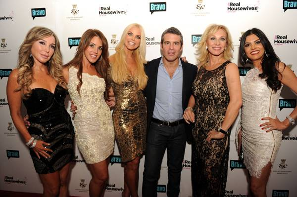 cast of the real housewives of miami
