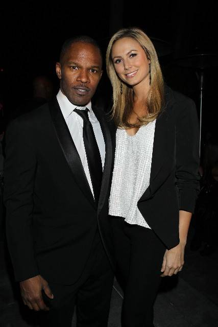 jamie fox grammy party