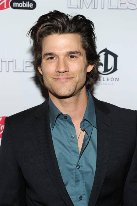 Johnny Whitworth attends Relativity Media's world premiere of