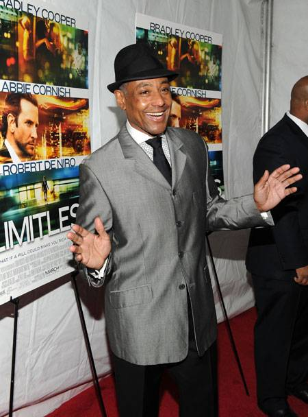 Actor Giancarlo Esposito attends Relativity Media's world premiere of