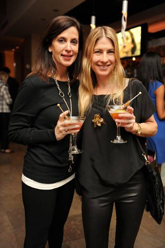 Andrea-Greenberg-&-Joyce-Scharfer-at-Dylan-Lauren's-book-signing-at-ONE-Bal-Harbour