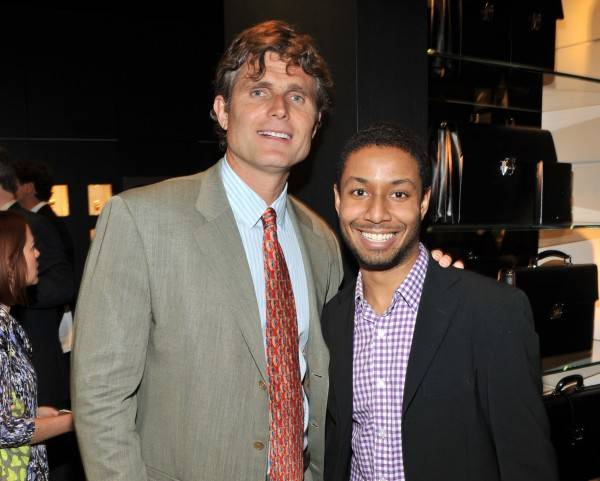 Anthony Kennedy Shriver and me