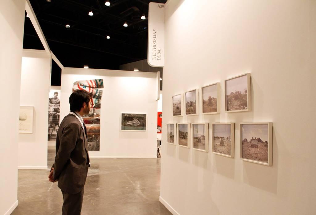 Art Dubai 2011 Opening