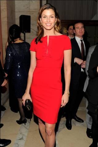 Actress Bridget Moynahan at the 3rd Annual Blossom Ball
