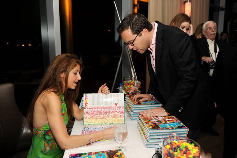 Dylan-Lauren-Signing-Book