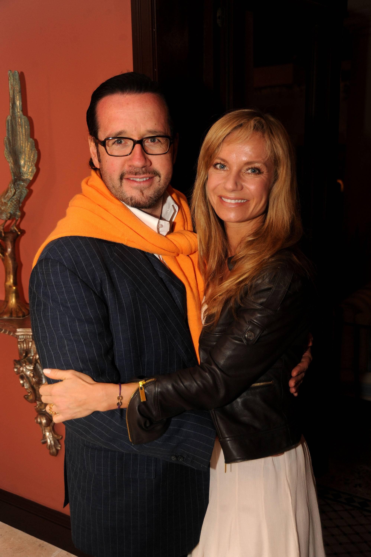 Francois-Henry & Alice Bennahmias