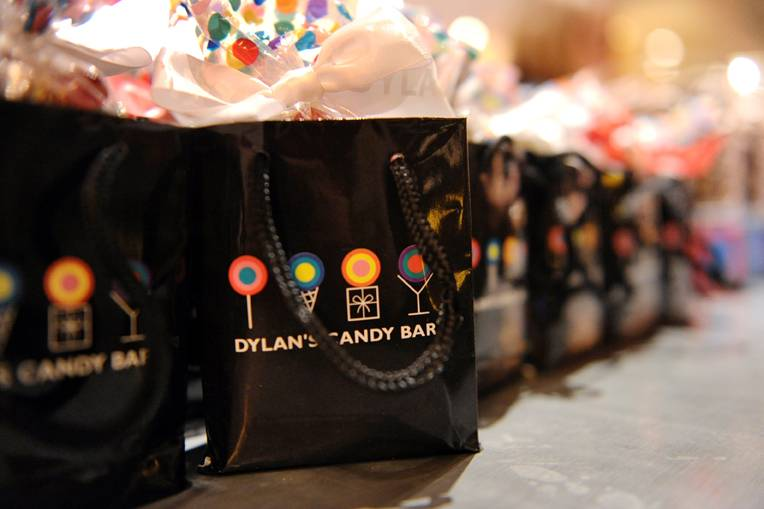 Gift-Bag at Dylan Lauren's Book Signing Party at ONE Bal Harbour