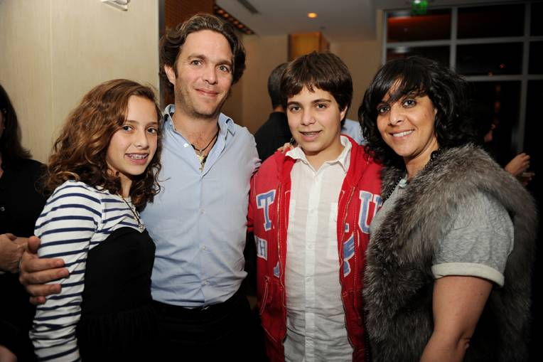 Hannah,-Pedro,-Pedro-&-Fernanda-Domit-at-Dylan-Lauren's-book-signing-at-ONE-Bal-Harbour