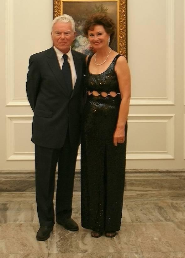 Harold and Jeannette Segel