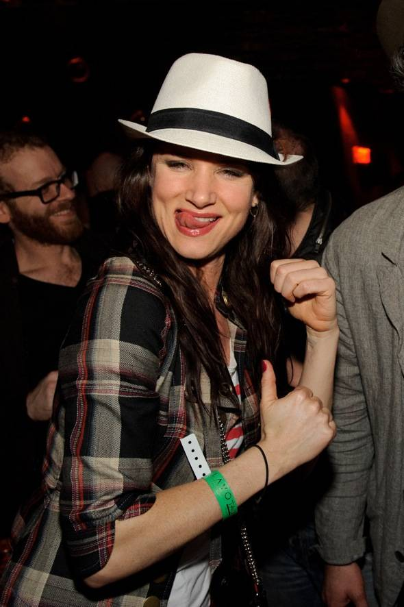 Juliette Lewis at LAVO LV