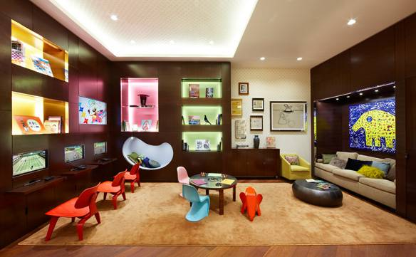 Louis Vuitton Family Room Mall of the Emirates Dubai