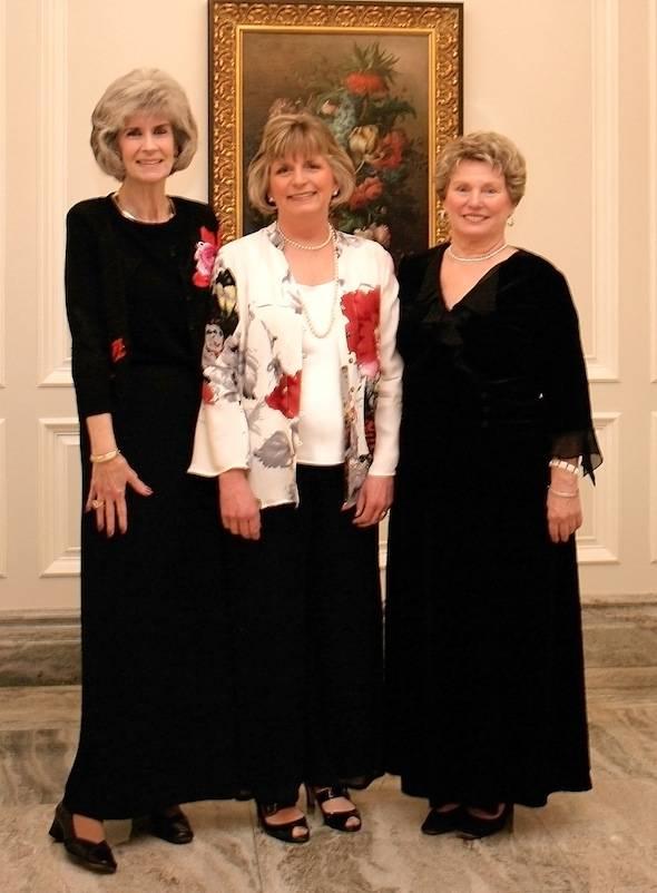 Lori Brophy, Kate Brophy McGee & Marilyn Brophy