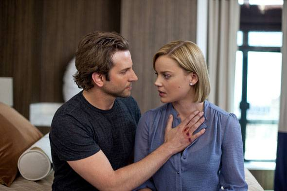 Bradley Cooper and Abbie Cornish star in Relativity Media's LIMITLESS