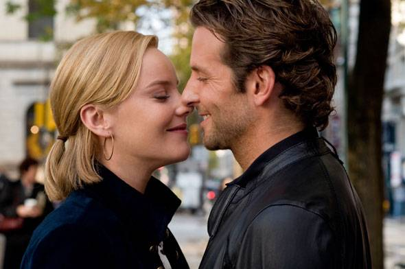 Abbie Cornish and Bradley Cooper star in Relativity Media's LIMITLESS.