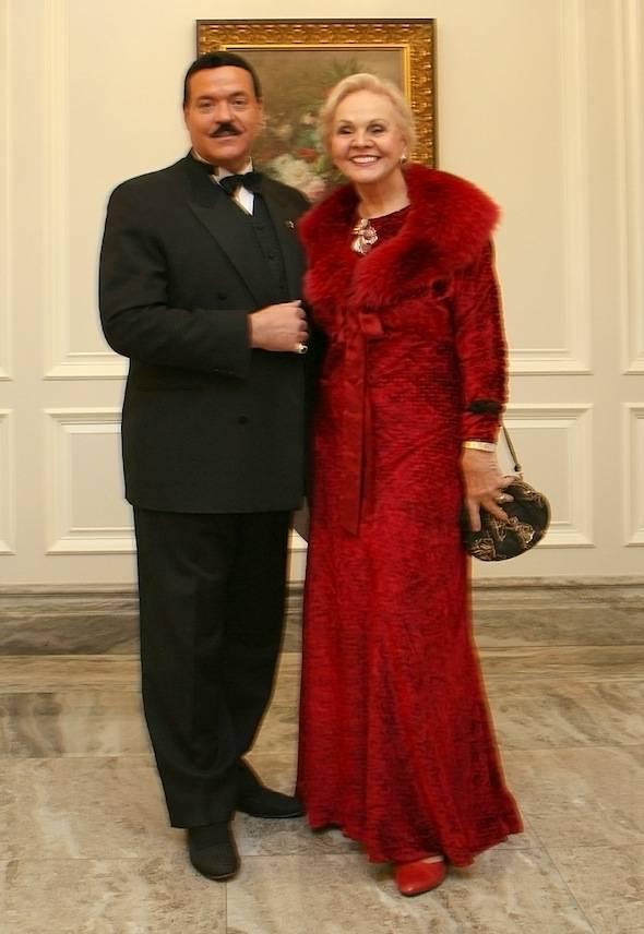 Patty Stillman and James Linsmayer