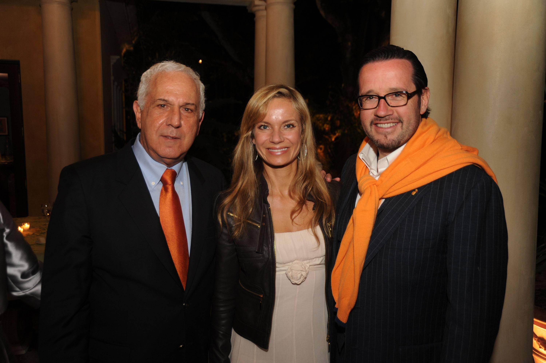 Roger Jaar, & Alice & Francois-Henry Bennahmias