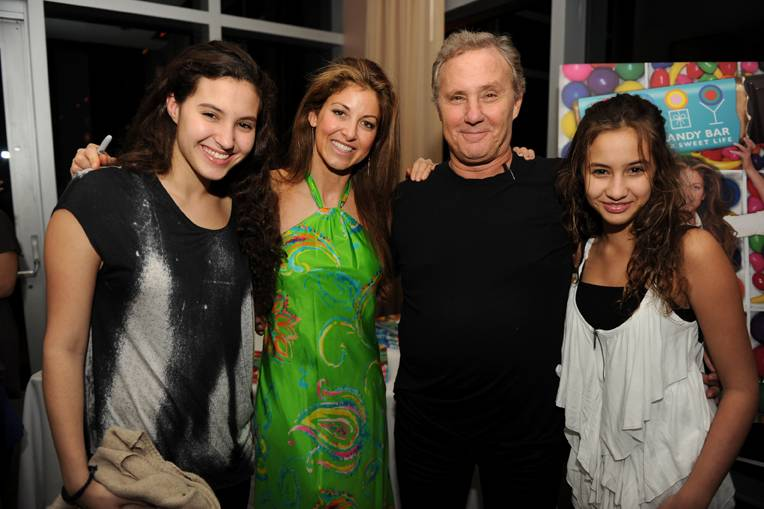 Sophia-Schrager,-Dylan-Lauren,-Ian-Schrager,-Ava-Schrager-at-Dylan-Lauren's-book-signing-at-ONE-Bal-Harbour