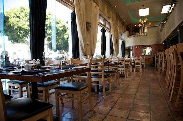 Sorrento Grille-Wide Interior Downstairs Shot