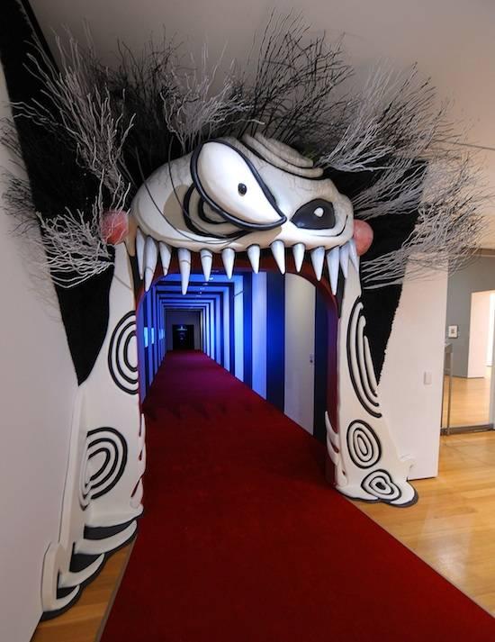 Haute Exhibition – Time Burton Exhibition 2