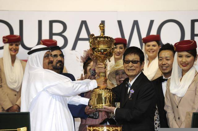Dubai World Cup 2011 Victory
