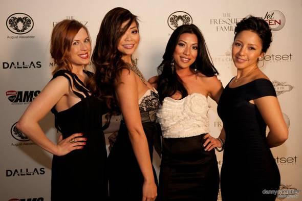 Tiffany Mayo, Kimmy Huynh, Sophia Lee, Tabitha Rodriguez