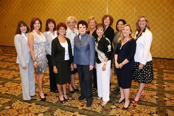 AFW Board Members, Billie Jean King