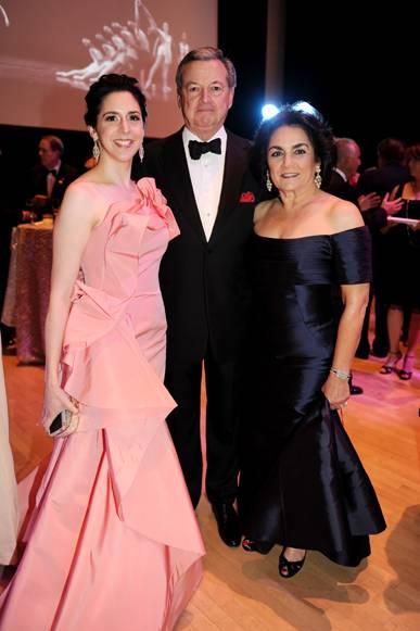 Anna Barlick & Armando & Ana Codina