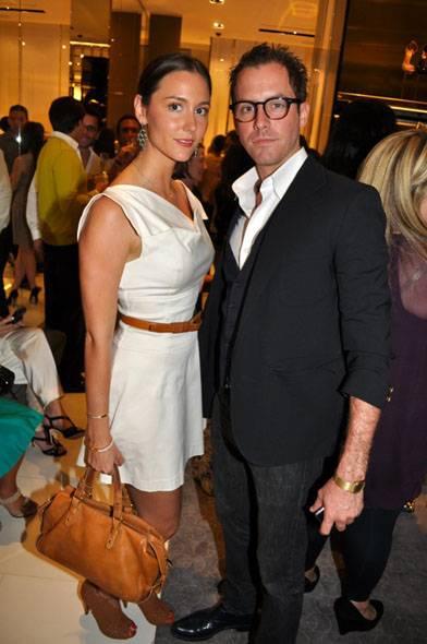 Ashley Harrison & John Brevard(lr)