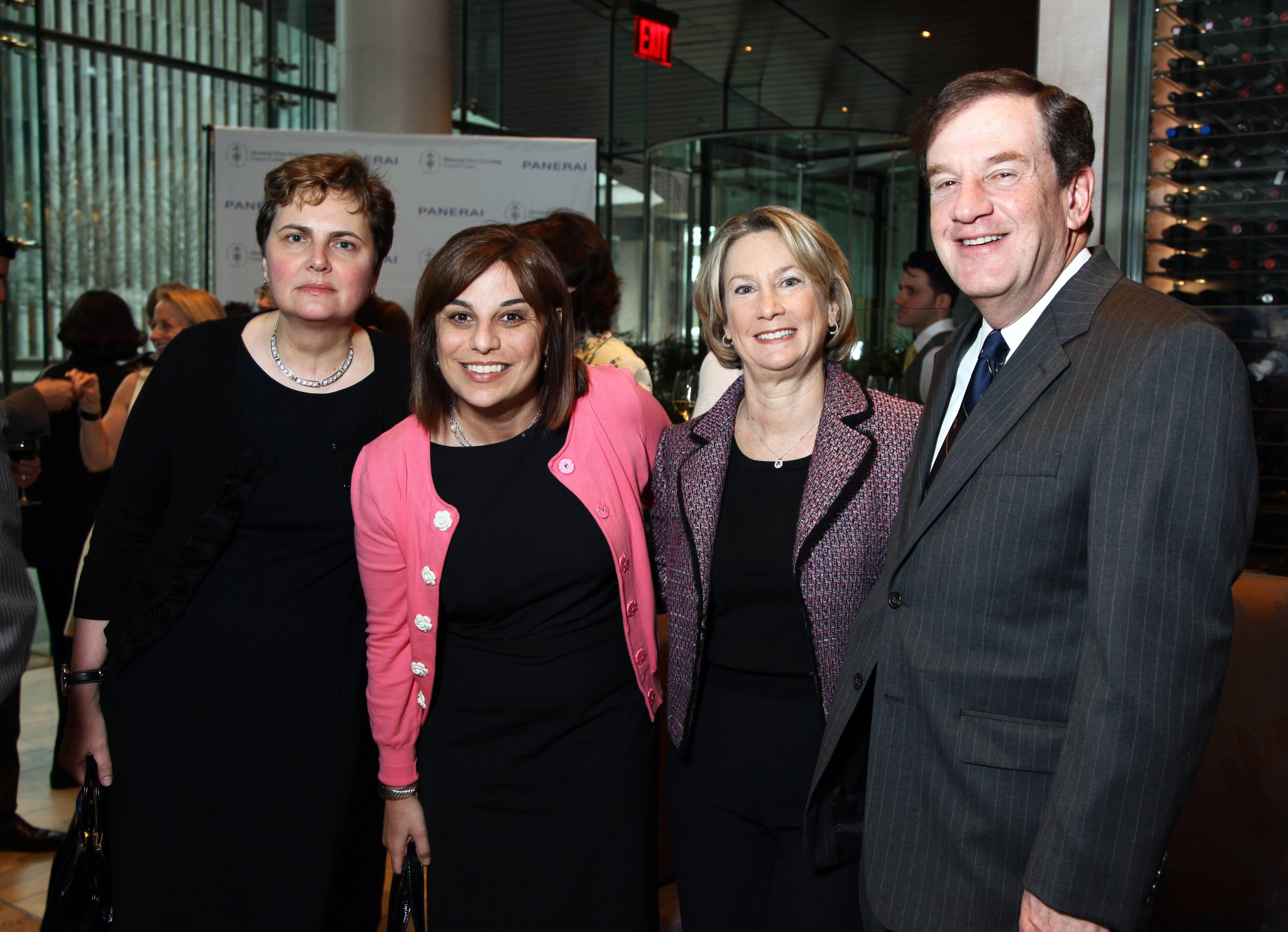 Audrey McInerney, Zeena Abdulahad, Stew Krentzman, Bonnie Krentzman (2)