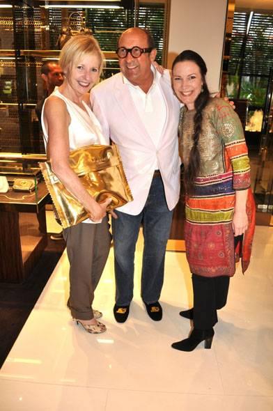 Cathy Leff,marvin ross friedman & Adrienne Bon Haes 2(lr)
