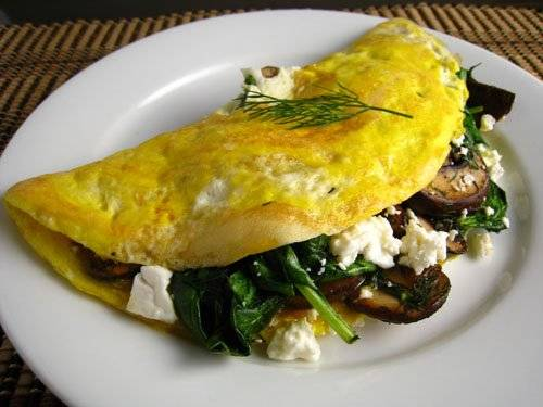 Top 5 Omelets in Las Vegas - Haute Living
