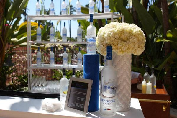 attends the Silver Rose Awards Gala with Grey Goose honoring act
