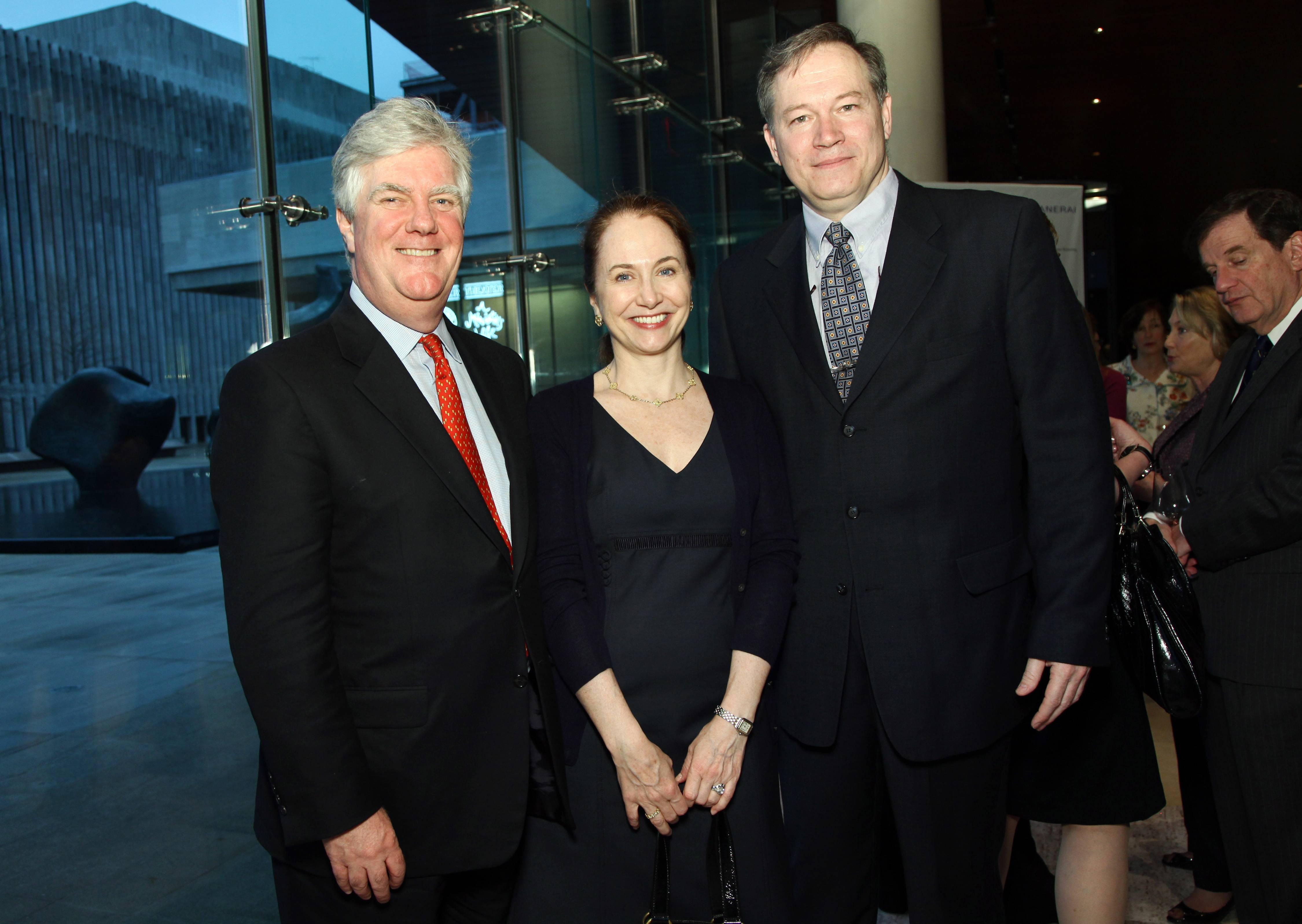 Joshua Leuchtenburg, Tamara Leuchtenburg, Giles Hunt (2)
