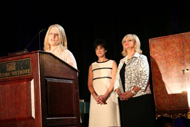 Karen King, Margaret Serrano-Foster, Deborah Bateman