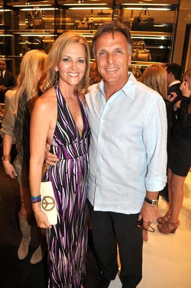 Lisa Petrillo & Bill McCue(lr)