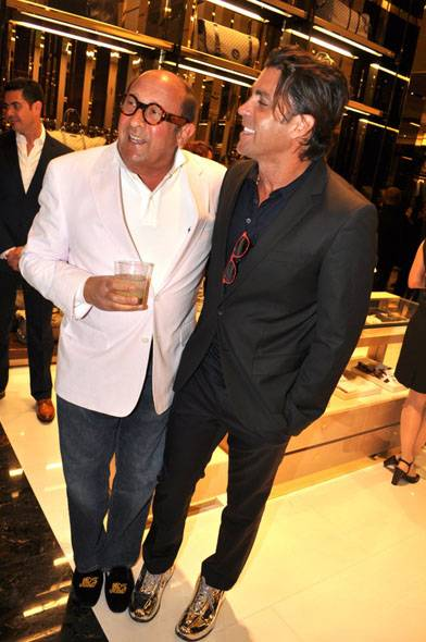 Marvin Ross Friedman & Carlos Betancourt(lr)