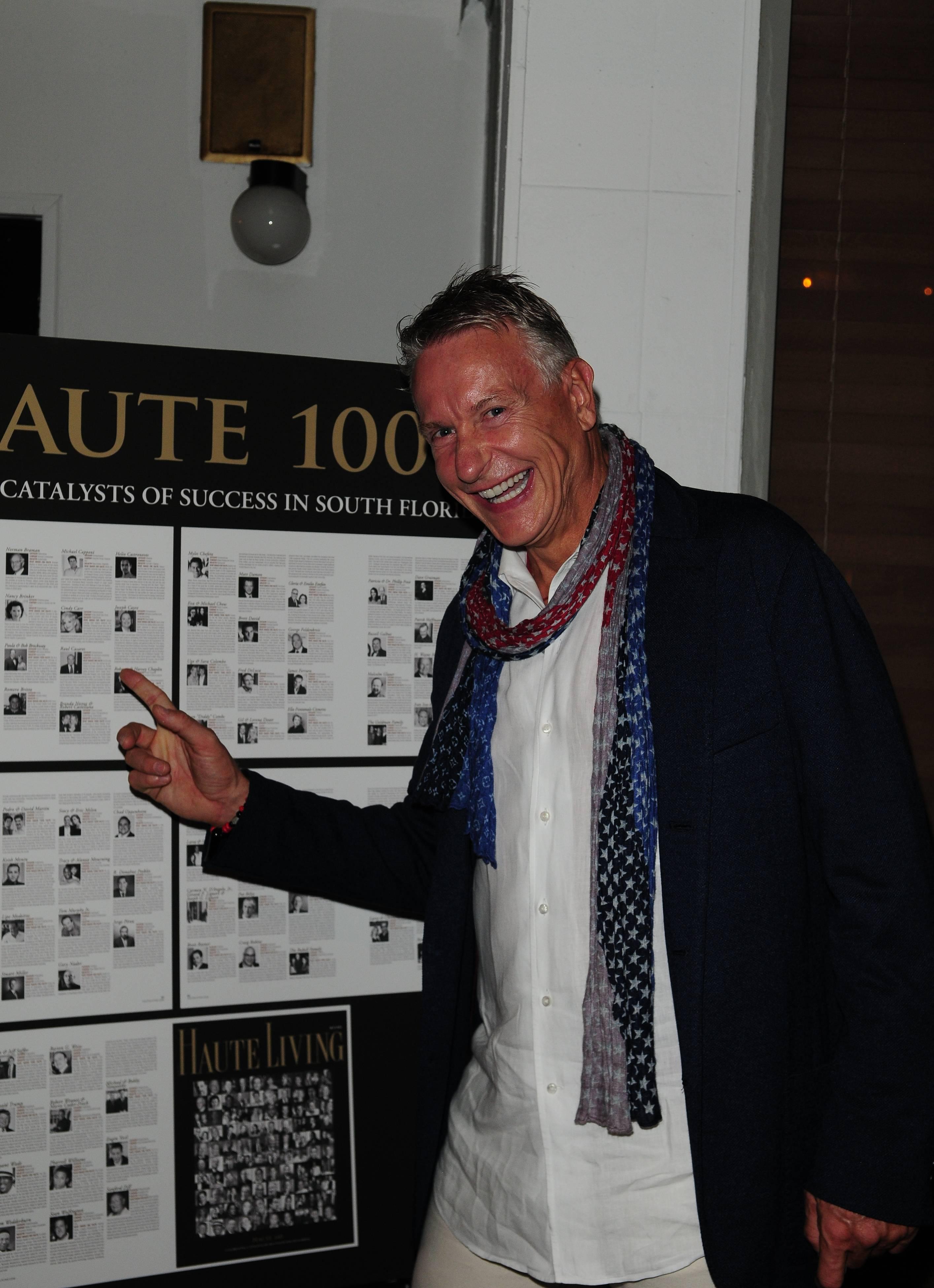 Haute Living and Dom Perignon kick off the Haute 100