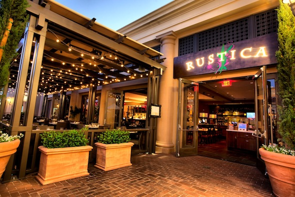RUSTICA ENTRANCE PATIO 20-20-21