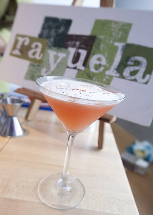 Rayuela_G_Cocktail,_GREY_GOOSE_La_Poire_Flavored_Vodka,_Aperol,_Anjou_Pear_Juice,_Lemon_Juice,_Pink_Peppercorn_Syrup,_Bartender_Amaury_Robayo